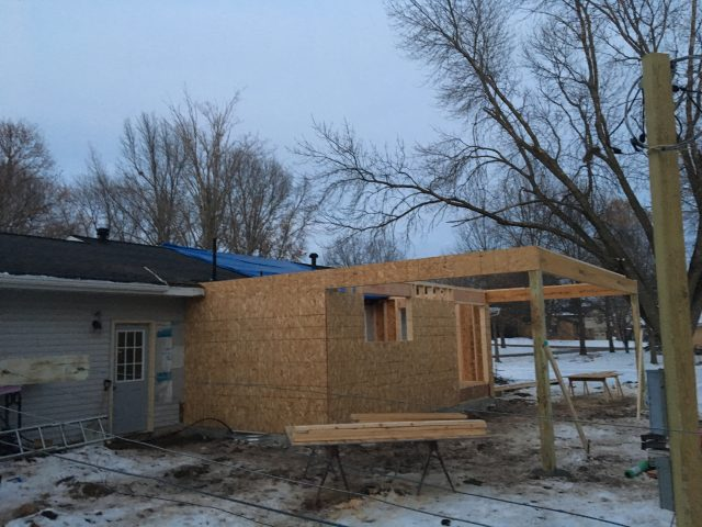 Residential Kitchen and Dining room Addition - Pic #3