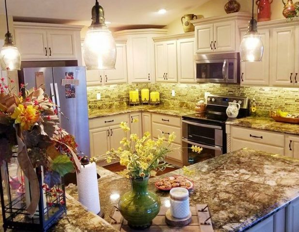 Kitchen remodel at Condo #3