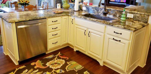 Kitchen remodel at Condo #1